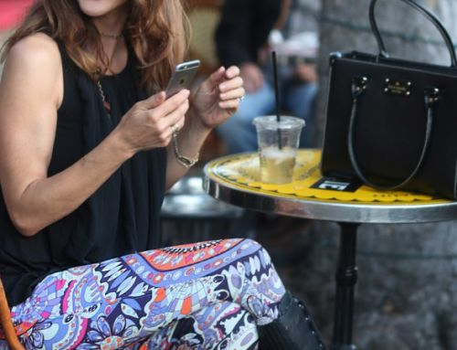 Street Style -Pucci leggings